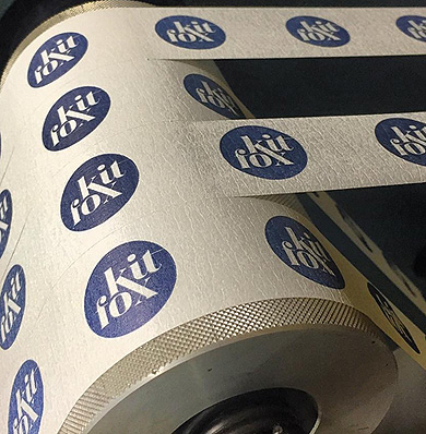 Printed Polypropylene Tape